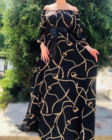 Rochie Lunga Camelia 2 [1]