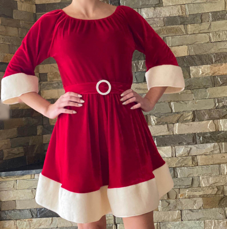 Rochie Eleganta Santa [0]