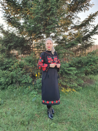 Rochie Traditionala Anne [5]