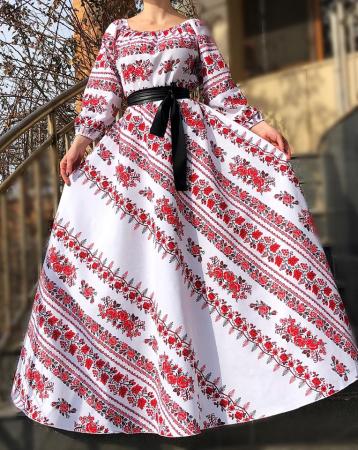 Rochie Traditionala Elena 5 [1]