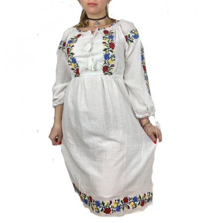 Rochie traditionala Magdalena0