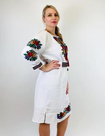 Rochie Traditionala Pemota - tesuta razboi 2 [2]