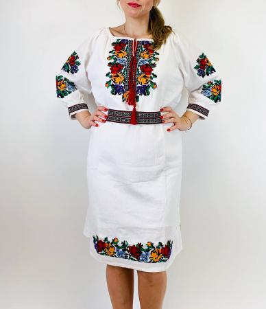 Rochie Traditionala Pemota - tesuta razboi 2 [1]