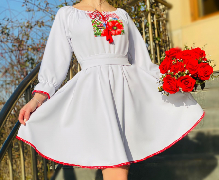 Rochie Traditionala stilizata Vladuta [1]