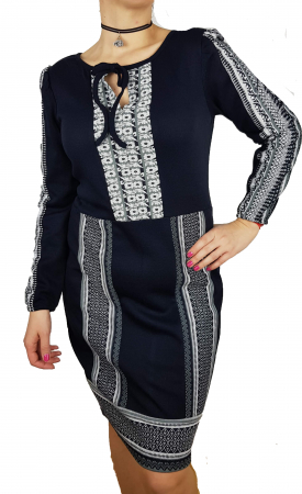 Rochie tricot Magdalena [0]