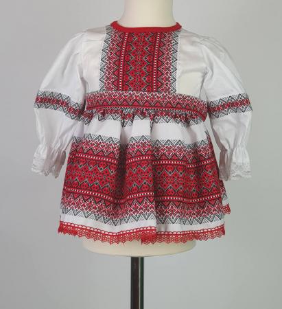Rochita Traditionala Fetite Dora [2]