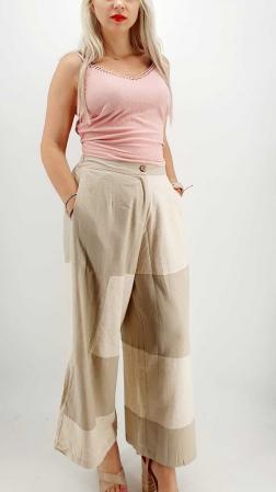 Pantaloni Salvari de vara Crem [6]