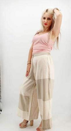 Pantaloni Salvari de vara Crem [1]