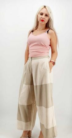 Pantaloni Salvari de vara Crem [3]