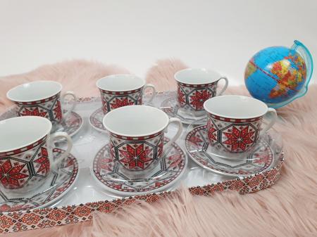 Set Cafea cu motive traditionale 2 [1]