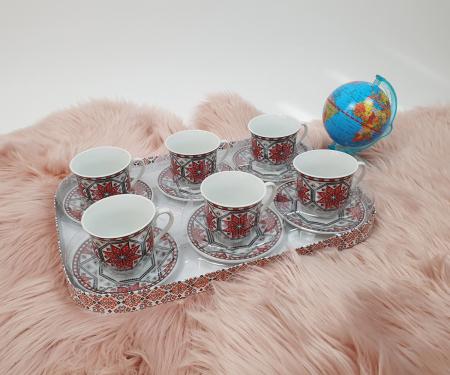Set Cafea cu motive traditionale 2 [5]
