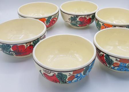 Set castroane traditional din ceramica de corund [2]