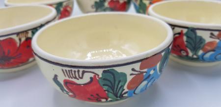 Set castroane traditional din ceramica de corund [3]