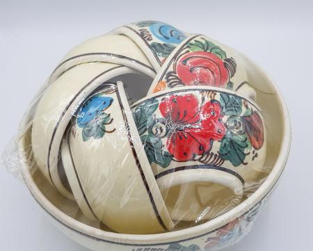 Set castroane traditional din ceramica de corund [1]