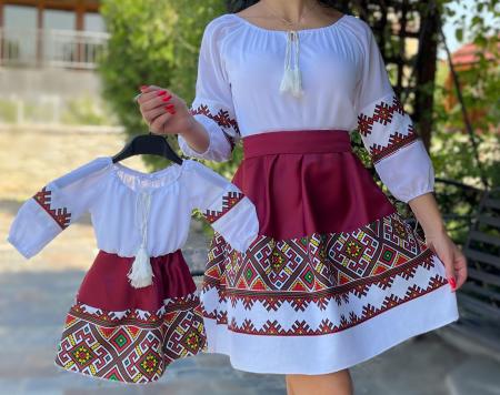 Set rochii Mama si Fiica Laura 10 [0]