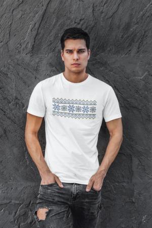Tricou Brodat Marcian [0]