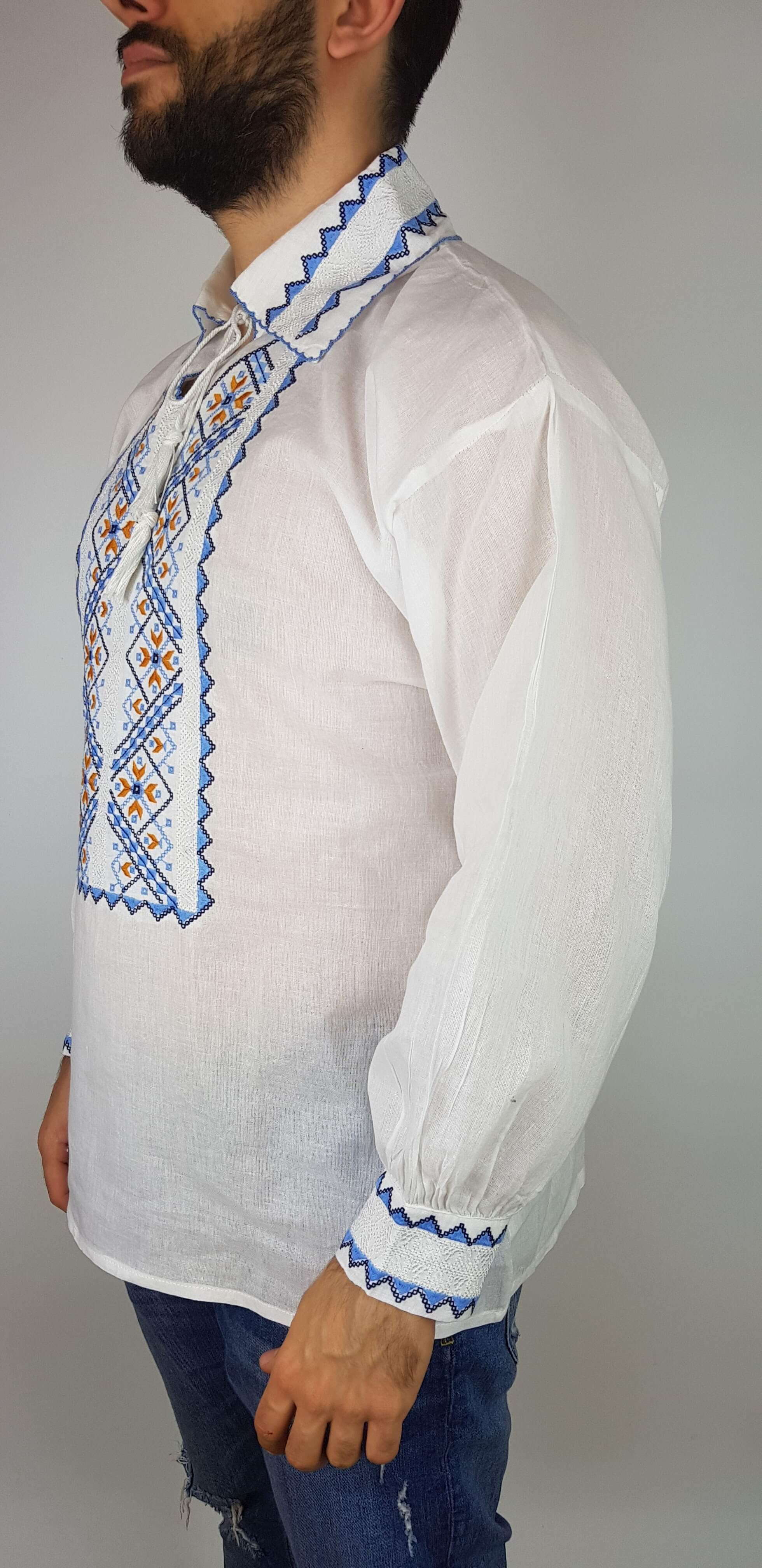 Camasa traditionala Mircea 1