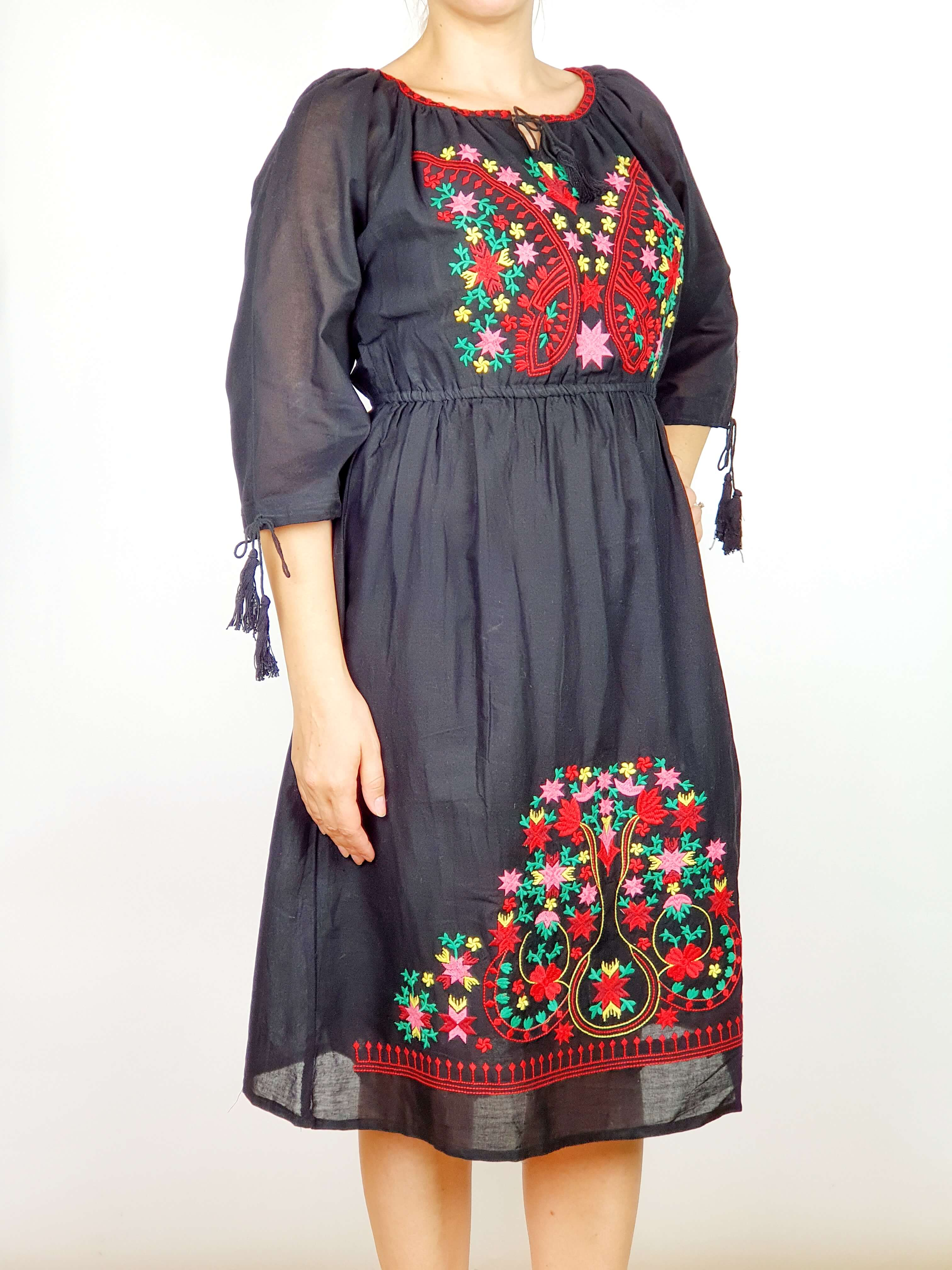 Rochie Traditionala Brodata Nastya [1]