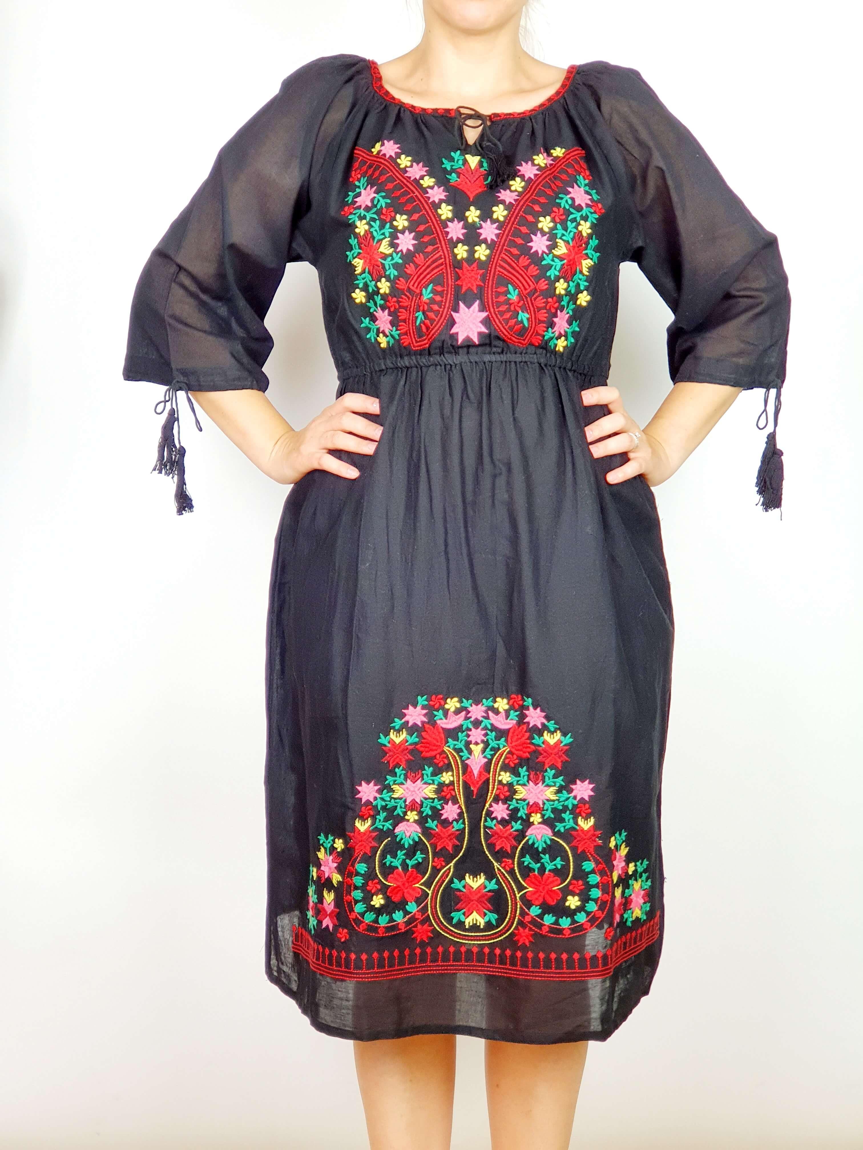 Rochie Traditionala Brodata Nastya [0]