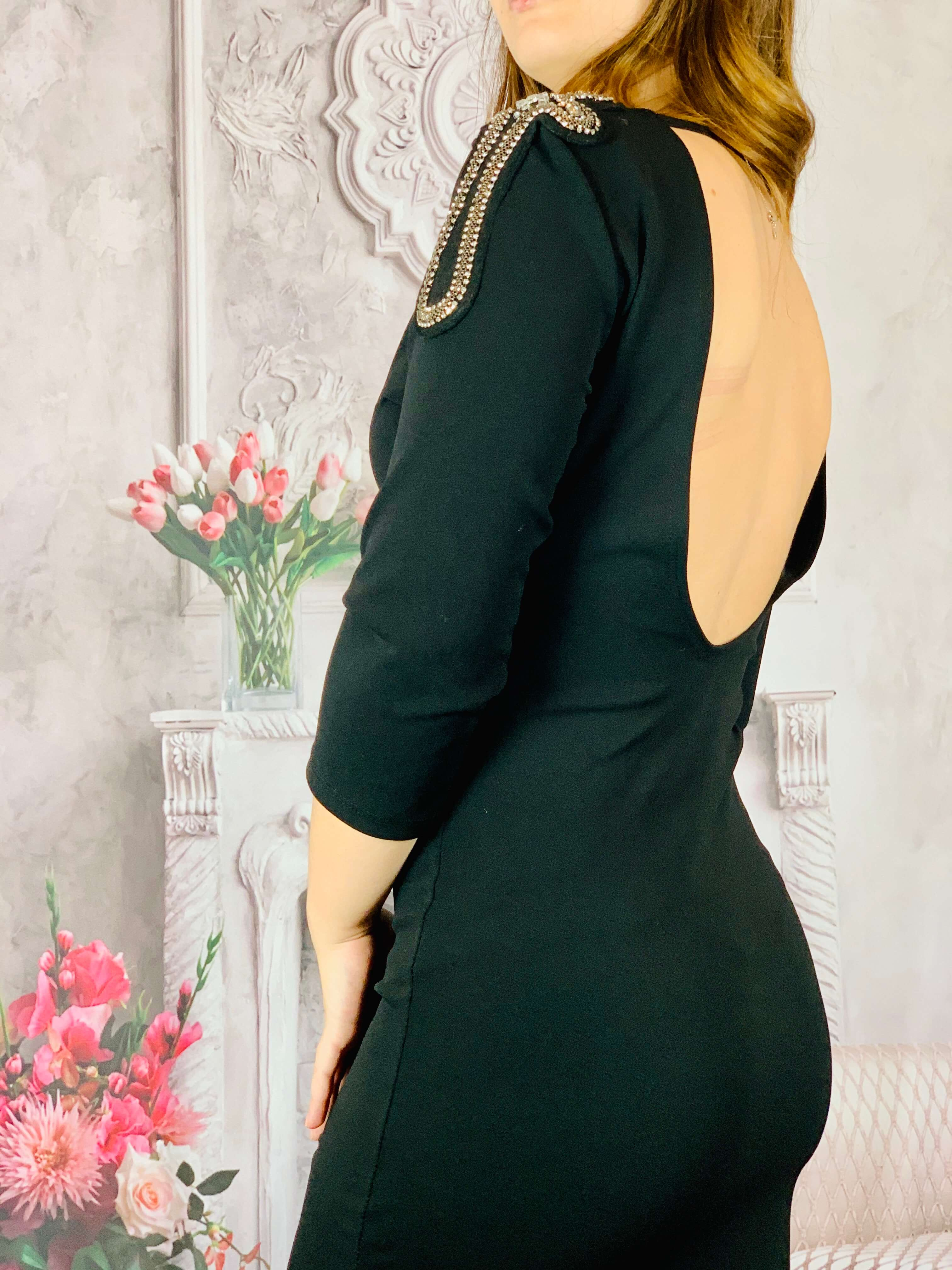 Rochie Neagra - Esmeralda [1]