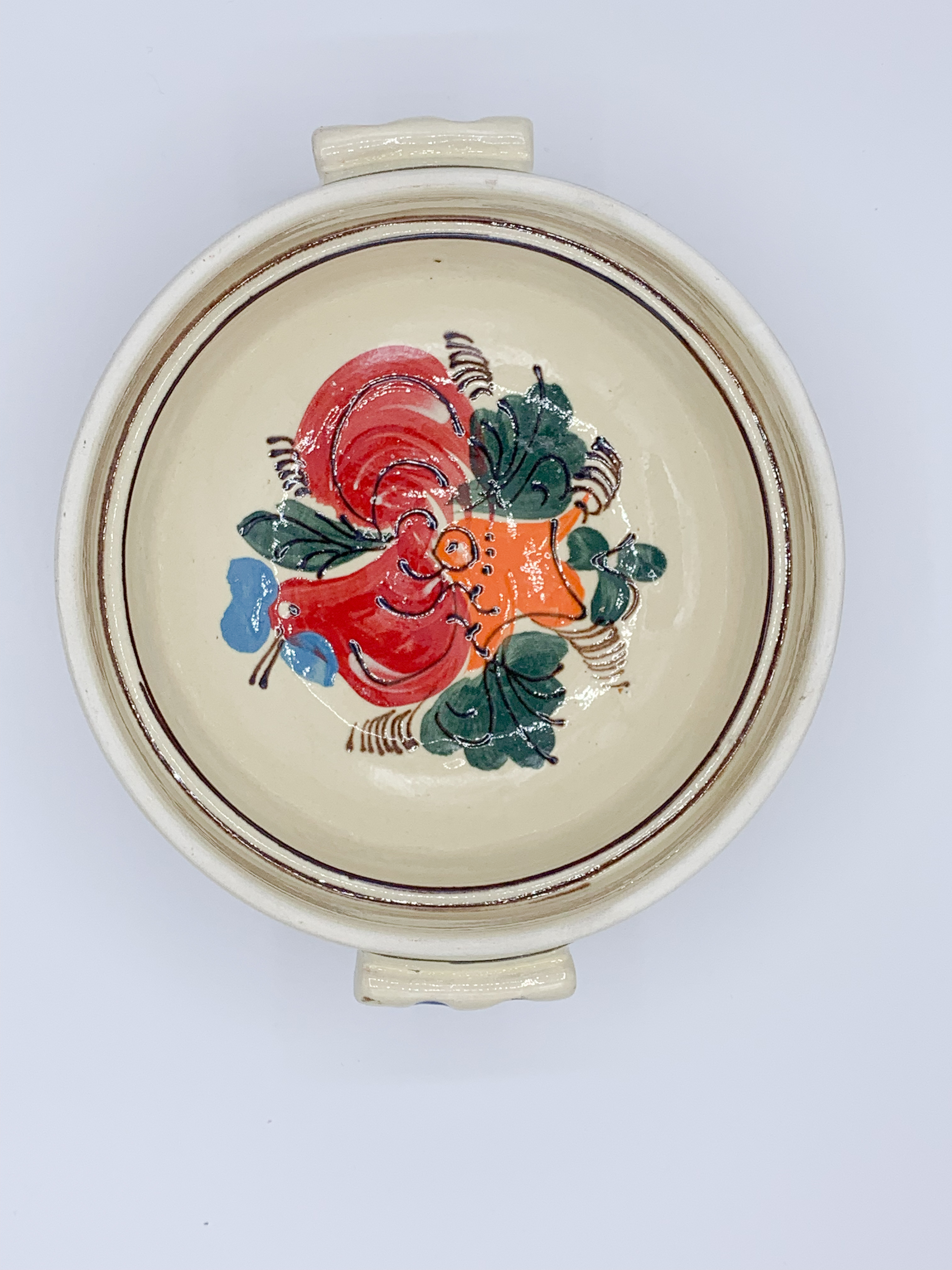 Castron traditional din ceramica de corund [4]