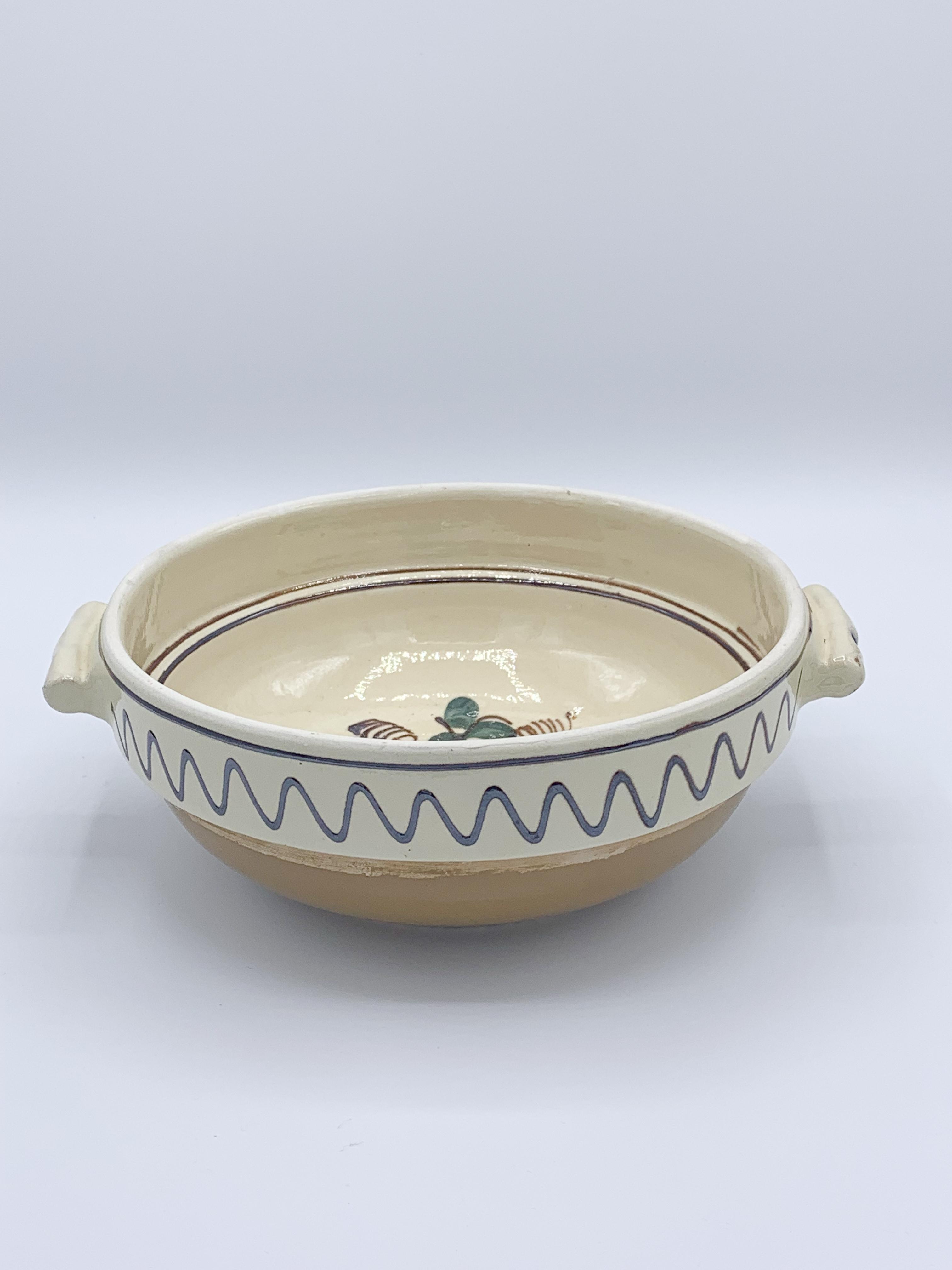 Castron traditional din ceramica de corund [3]