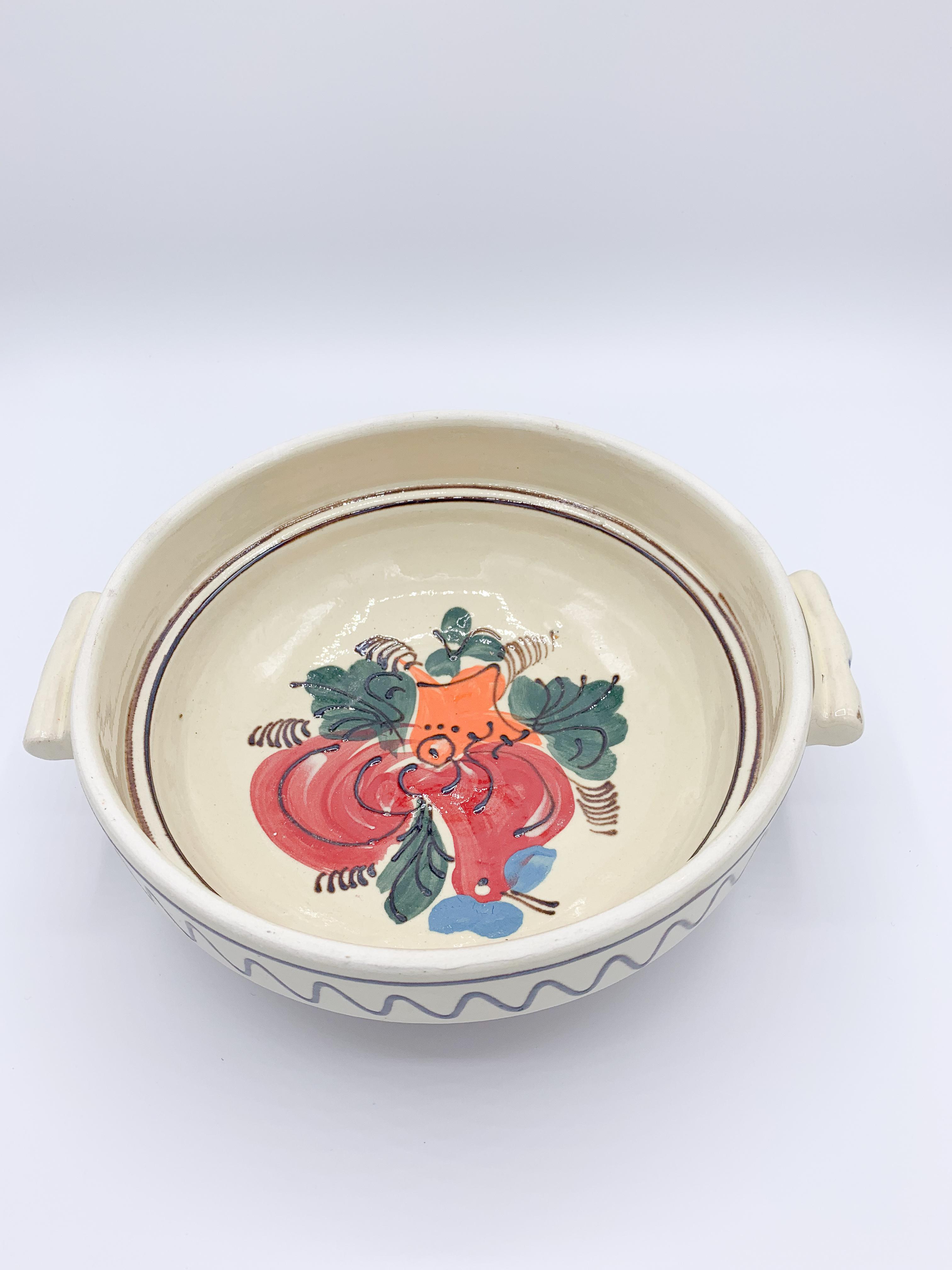 Castron traditional din ceramica de corund [2]