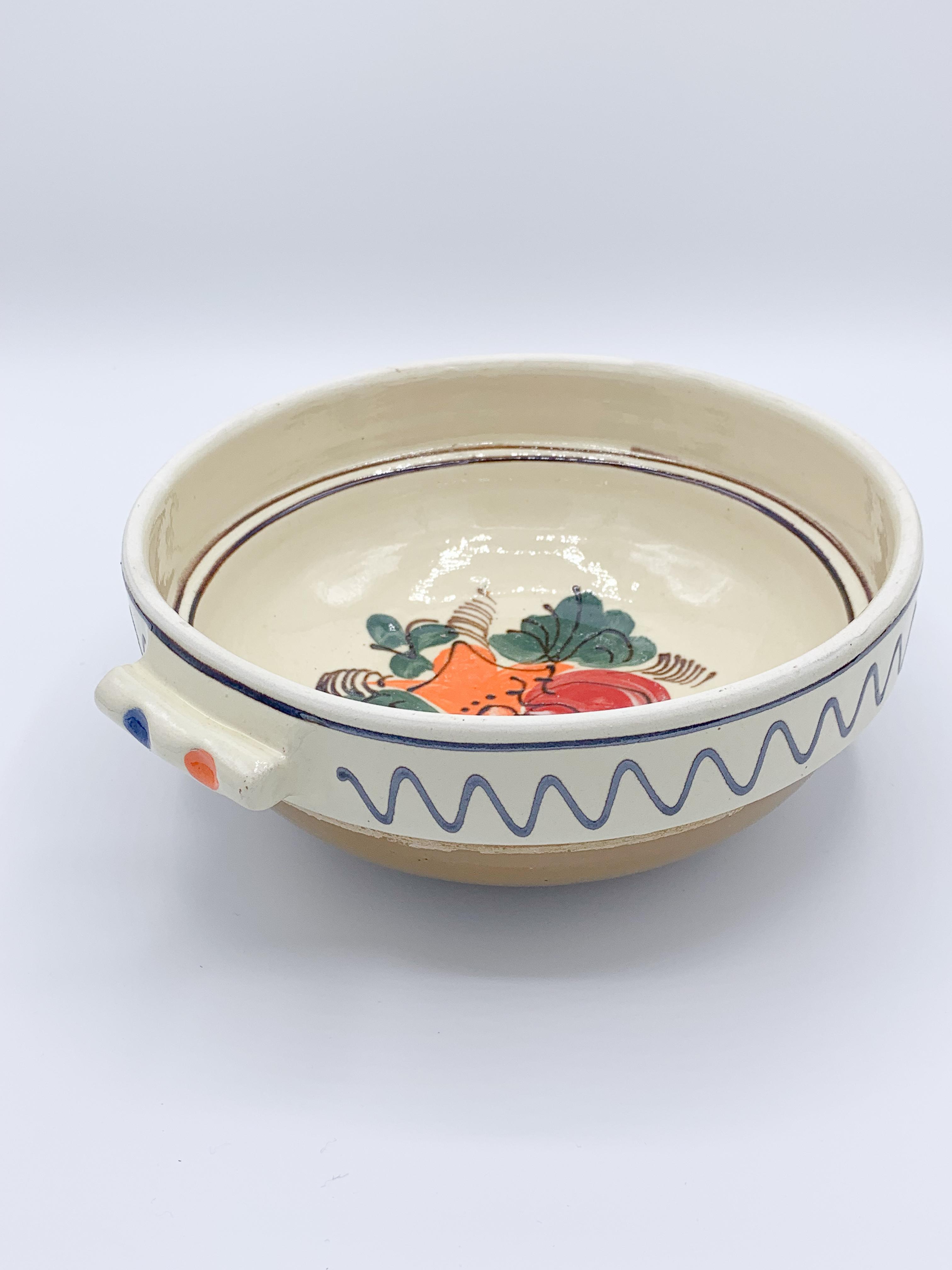 Castron traditional din ceramica de corund [0]