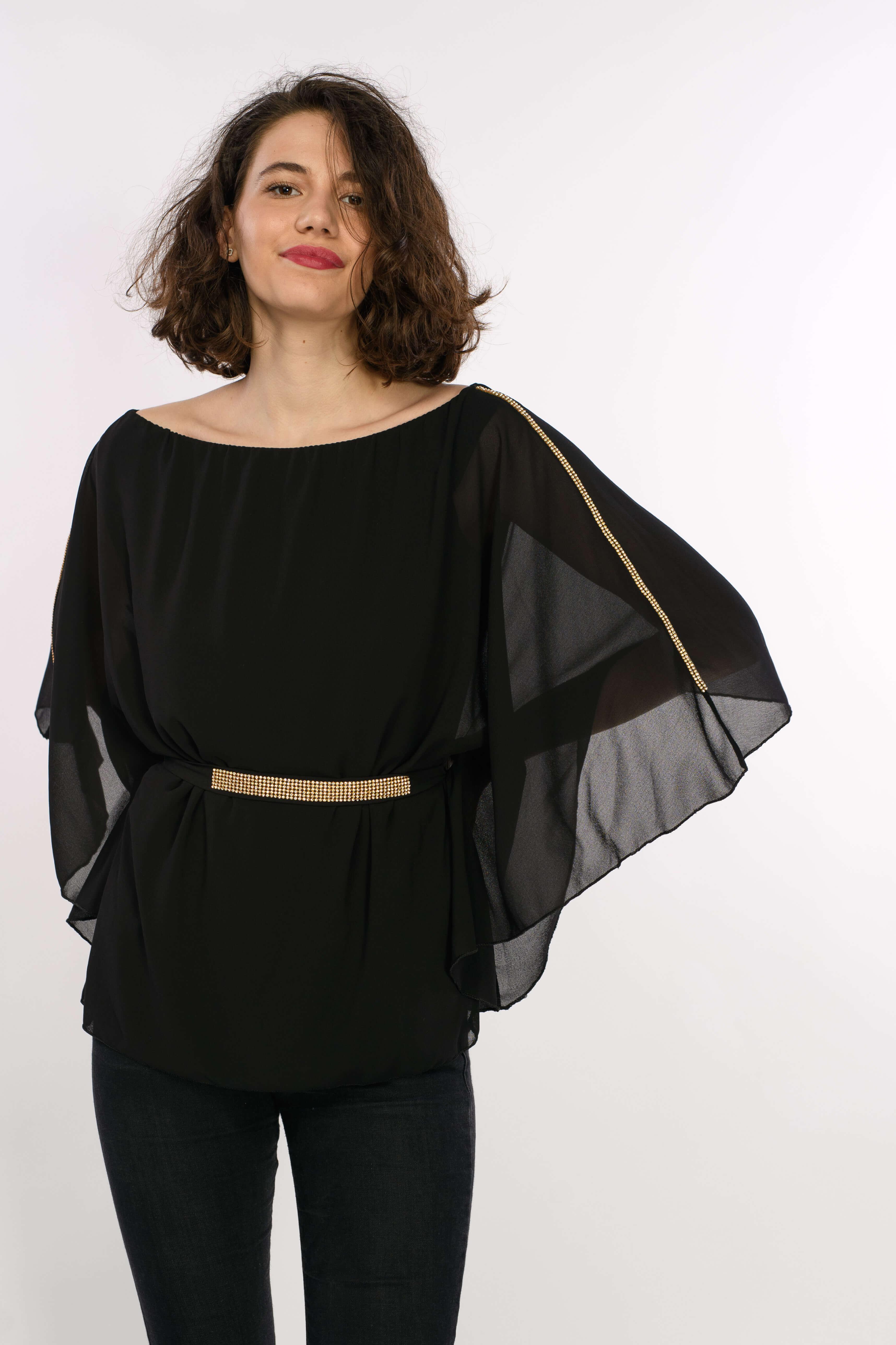 Bluza din Voal - Patty 2 [1]
