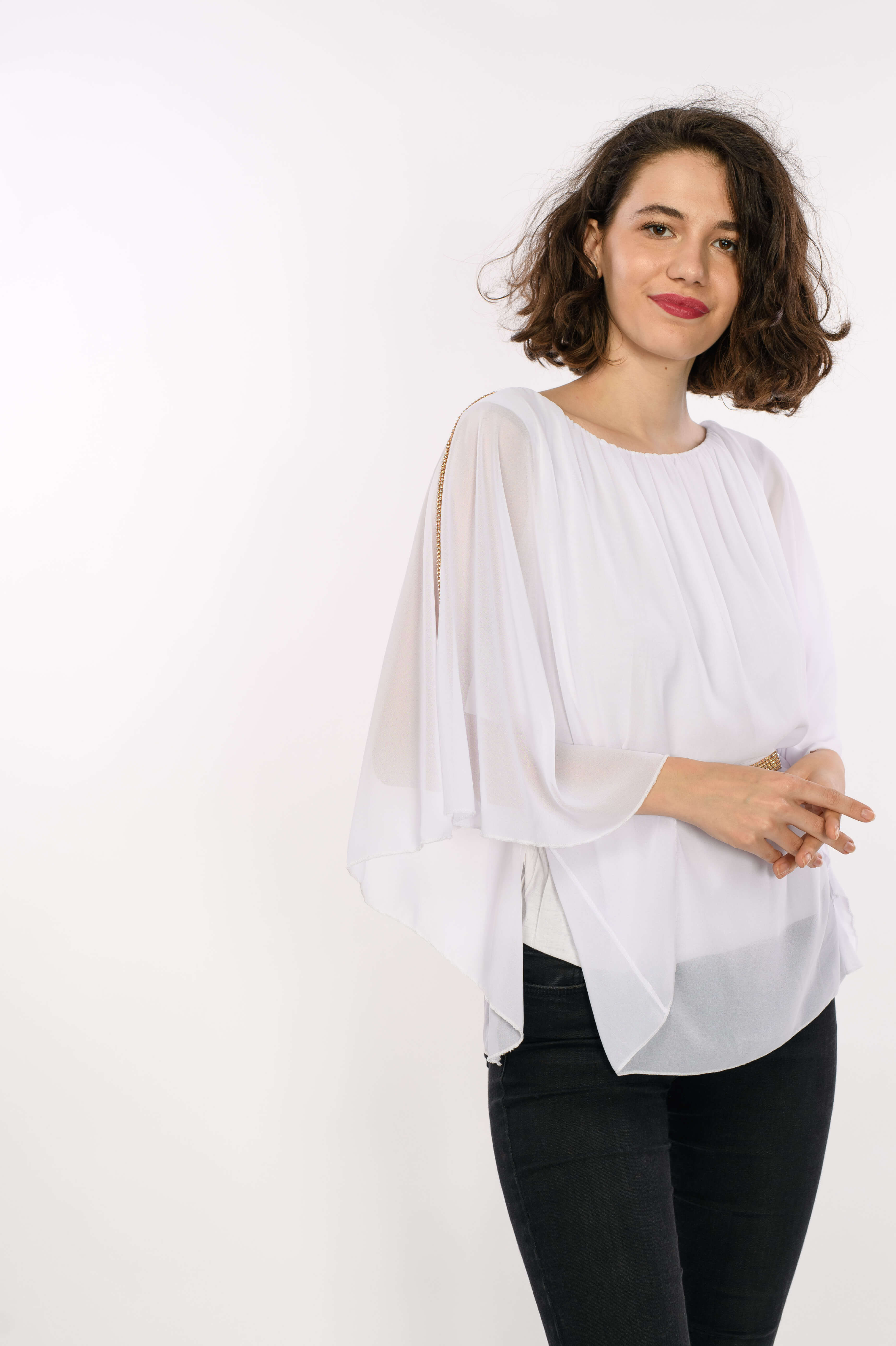 Bluza din Voal - Patty 3 [2]