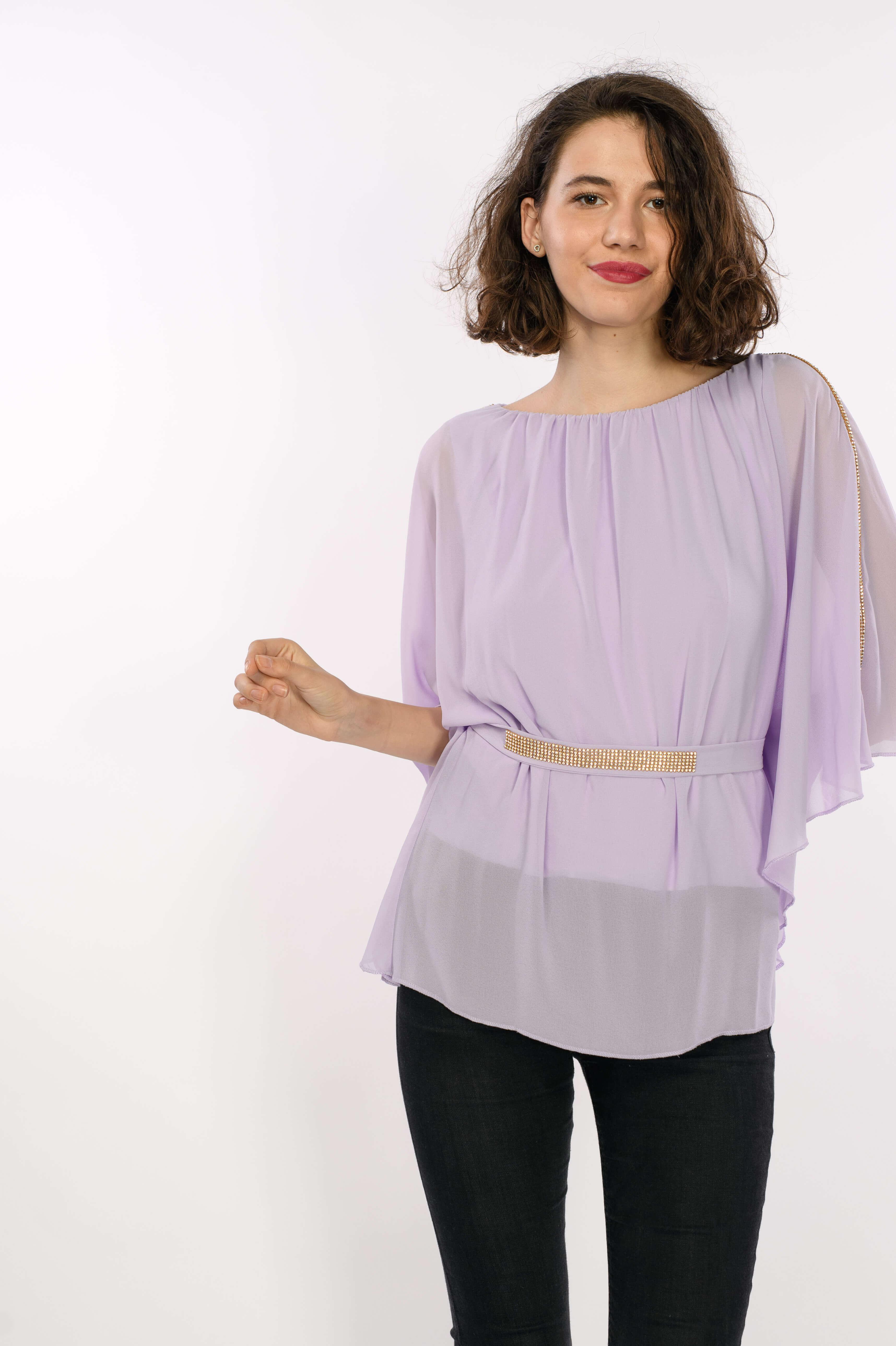 Bluza din Voal - Patty 4 [1]