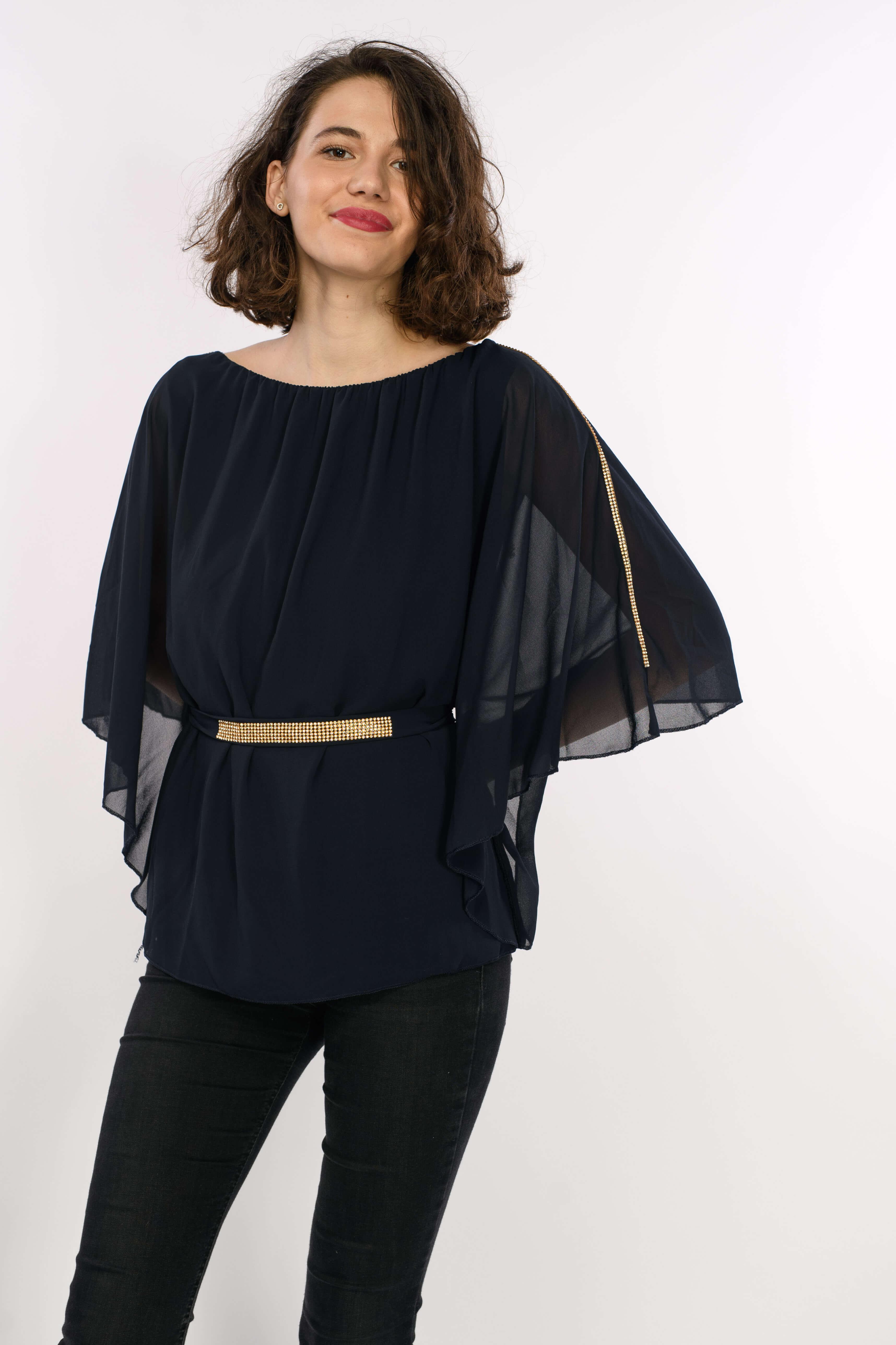 Bluza din Voal - Patty 6 [4]