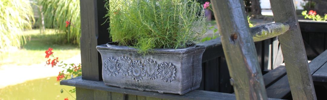 Jardiniere cu stil