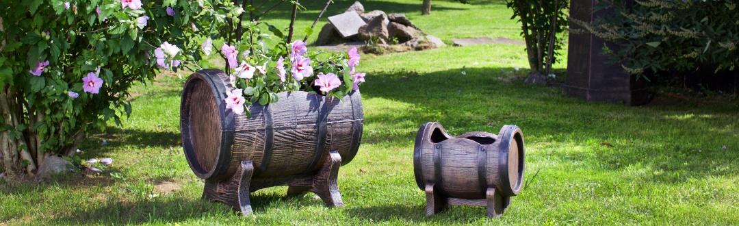 Soluția durabilă pentru decorarea grădinii tale!