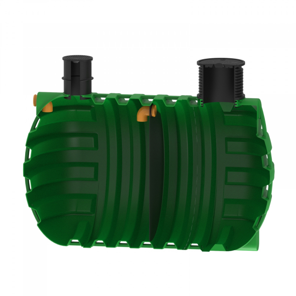 Fosa septica bicamerala Premium, RoSeptic 12000 litri [0]