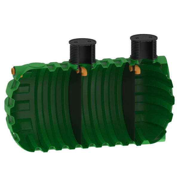 Fosa septica tricamerala Premium, RoSeptic 16.000 litri 0