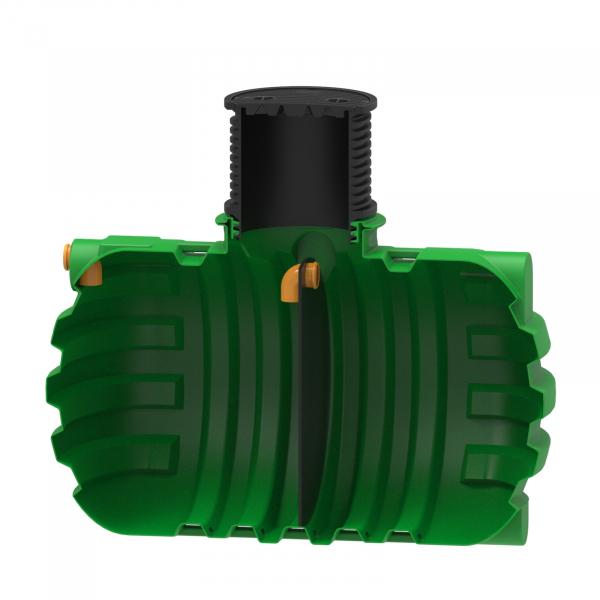 Fosa septica bicamerala Premium, RoSeptic 3000 litri [0]