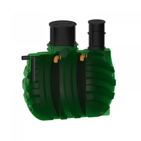 Fosa septica tricamerala Premium, RoSeptic 5000 litri [0]