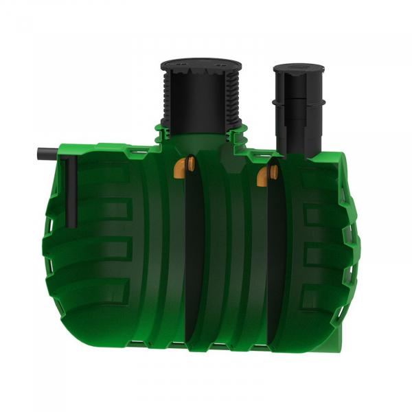 Fosa septica tricamerala Premium, RoSeptic 6000 litri 0
