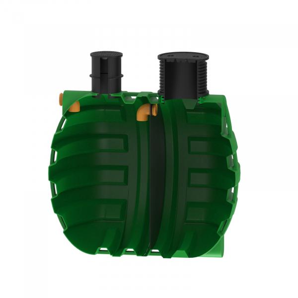 Fosa septica bicamerala Premium, RoSeptic 8000 litri [0]