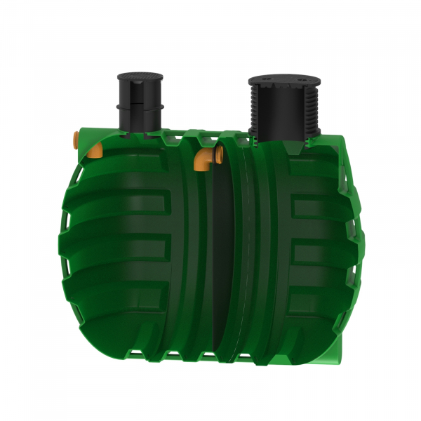 Fosa septica bicamerala Premium, RoSeptic 10000 litri [0]