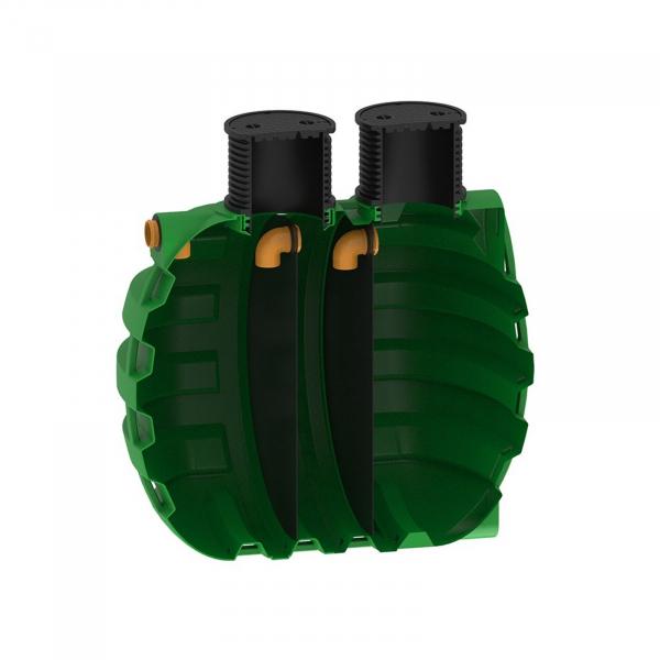 Fosa septica tricamerala Premium, RoSeptic 8000 litri 0