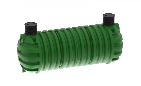 Fosa septica tricamerala Premium, RoSeptic 22-50.000 litri 0