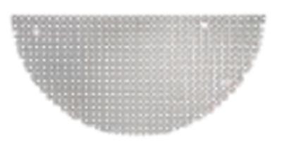 Tablă perforată din oțel inoxidabil pentru chiuveta de grădină MARTE 0