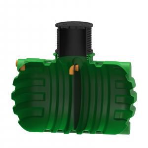 Fosa septica bicamerala Premium, RoSeptic 3000 litri0
