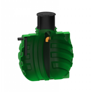 Fosa septica bicamerala Premium, RoSeptic 3500 litri [0]
