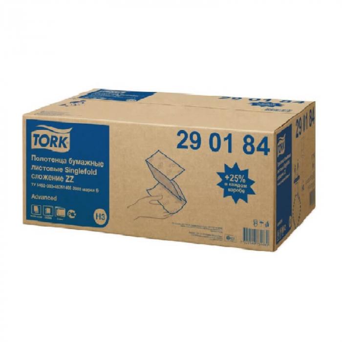 Prosoape pliate V Fold Tork Advanced 290184, 2 straturi, 200 buc/pachet [0]