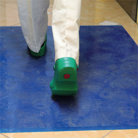 Covor decontaminare antibacterian STICKY MAT1