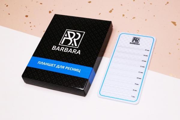 Paleta extensii gene Barbara 0