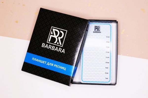 Paleta extensii gene Barbara 1